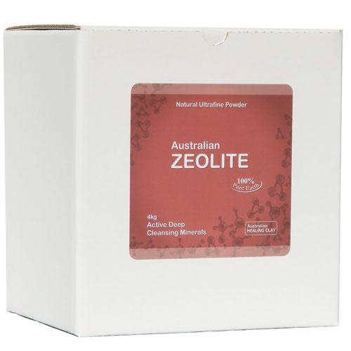 Zeolite for health and detoxing